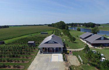 Blue Barn Berry Farm