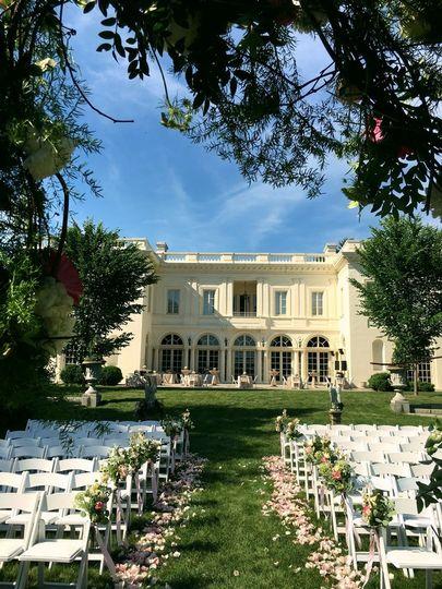 The Wadsworth Mansion