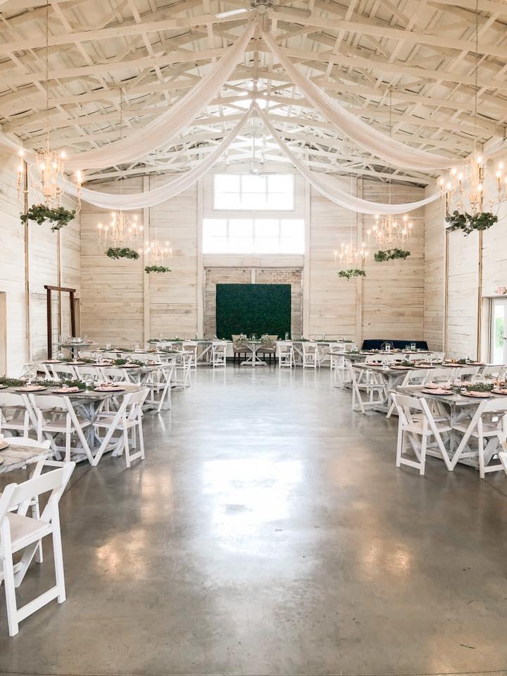 The White Dove Barn