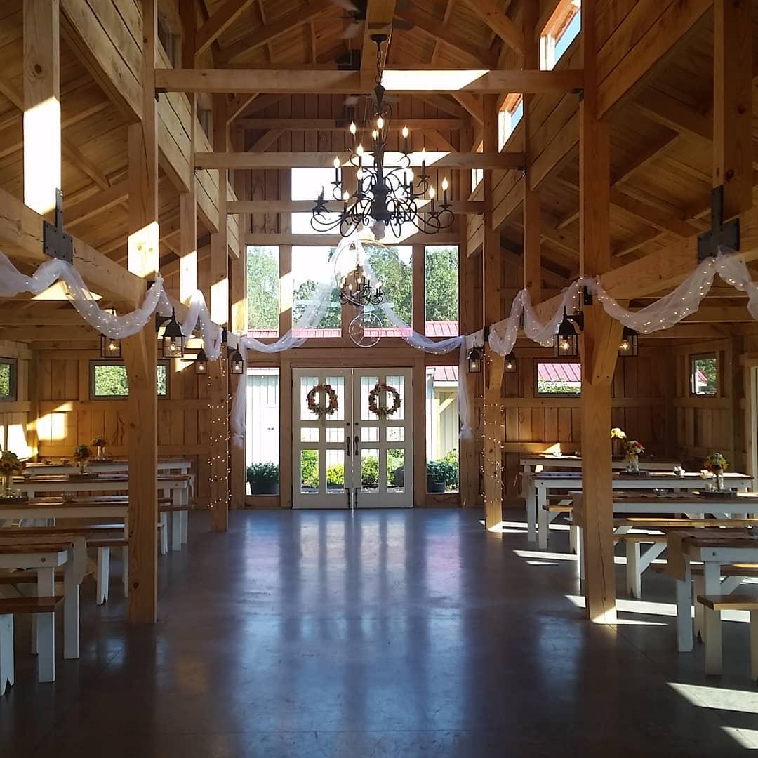 The Barns at Layz S Ranch